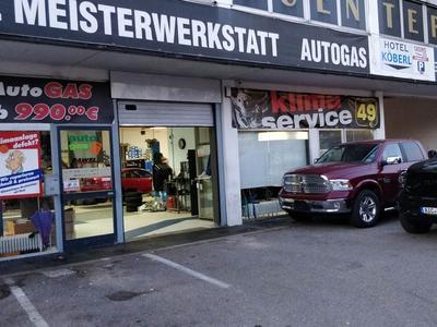 Meisterwerkstatt - GibGas Pawel Kfz-Werkstatt UG